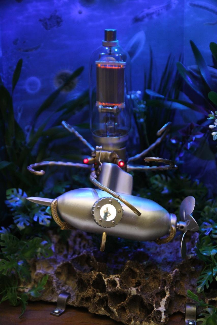 Captain Nemo 3 Nemo Gould