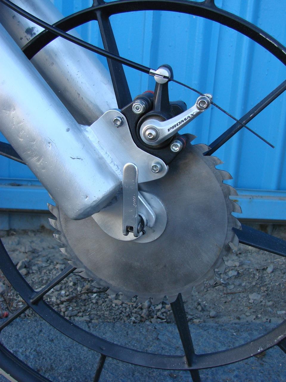 Как сделать заднее колесо велосипеда аист