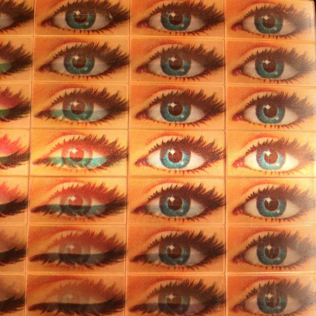 Pretty good day at the flea market. #eyes